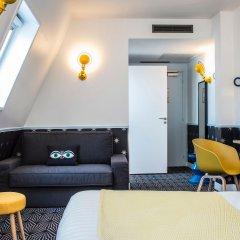 Отель Hôtel Augustin - Astotel интерьер отеля