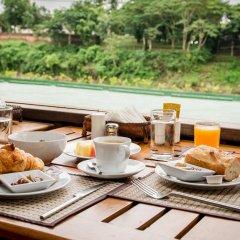 Отель Villa Deux Rivieres Лаос, Луангпхабанг - отзывы, цены и фото номеров - забронировать отель Villa Deux Rivieres онлайн питание
