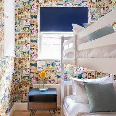 Отель The Kensington Palace Mews - Bright & Modern 6bdr House With Garage Лондон детские мероприятия