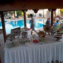 Отель Villa Malia питание