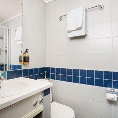 Отель Augustin Hotel Норвегия, Берген - 4 отзыва об отеле, цены и фото номеров - забронировать отель Augustin Hotel онлайн ванная
