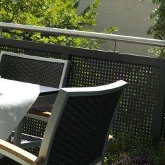 Hotel-Pension Kleist Берлин балкон