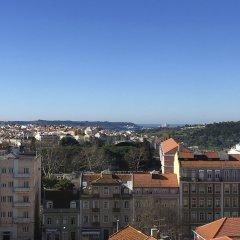 Отель LV Premier Amoreiras AM1 Португалия, Лиссабон - отзывы, цены и фото номеров - забронировать отель LV Premier Amoreiras AM1 онлайн балкон