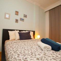 Отель Houseloft Ideal Hagia Sofia Греция, Салоники - отзывы, цены и фото номеров - забронировать отель Houseloft Ideal Hagia Sofia онлайн комната для гостей фото 3