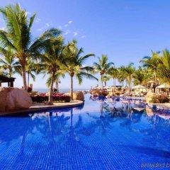 Отель Fiesta Americana Grand Los Cabos Golf & Spa - Все включено Мексика, Кабо-Сан-Лукас - отзывы, цены и фото номеров - забронировать отель Fiesta Americana Grand Los Cabos Golf & Spa - Все включено онлайн бассейн фото 3