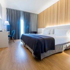 Отель Silken Ramblas Испания, Барселона - 5 отзывов об отеле, цены и фото номеров - забронировать отель Silken Ramblas онлайн комната для гостей