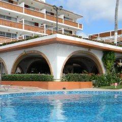 Отель ROSITA Пуэрто-Вальярта бассейн фото 2