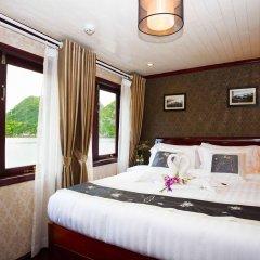 Отель Phoenix Luxury Cruise Halong комната для гостей фото 5