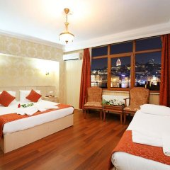 Golden Horn Istanbul Hotel 4* Стандартный номер с различными типами кроватей фото 2