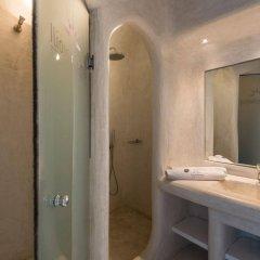 Отель Iliovasilema Suites Греция, Остров Санторини - отзывы, цены и фото номеров - забронировать отель Iliovasilema Suites онлайн ванная фото 2