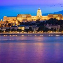 Mercure Budapest Korona Hotel Будапешт пляж