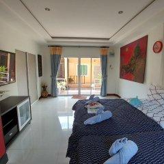 Отель Koh Larn De Beach комната для гостей