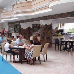 Отель Club Efes Otel Силифке питание
