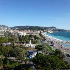 Отель Villa La Tour Ницца пляж фото 2