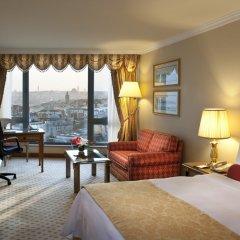 Отель InterContinental Istanbul комната для гостей фото 9