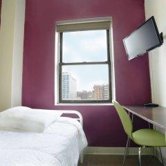 Отель Harlem YMCA США, Нью-Йорк - 2 отзыва об отеле, цены и фото номеров - забронировать отель Harlem YMCA онлайн комната для гостей фото 5
