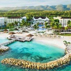 Отель Iberostar Grand Rose Hall Ямайка, Монтего-Бей - отзывы, цены и фото номеров - забронировать отель Iberostar Grand Rose Hall онлайн пляж фото 2
