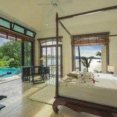 Отель Luxury Beach Front Noble House Villa комната для гостей фото 4