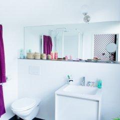 Отель B&B Place Jourdan Бельгия, Брюссель - отзывы, цены и фото номеров - забронировать отель B&B Place Jourdan онлайн ванная