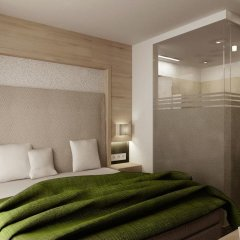 Hotel Garni Hubertus Меран комната для гостей