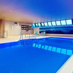 Отель Novotel Nuernberg Centre Ville бассейн