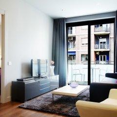 Апартаменты Sensation Sagrada Familia комната для гостей фото 7