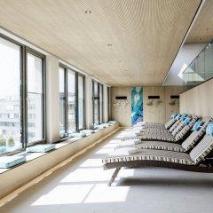 Отель Novotel Nuernberg Centre Ville спортивное сооружение