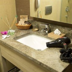 Nidya Hotel Galataport Турция, Стамбул - 9 отзывов об отеле, цены и фото номеров - забронировать отель Nidya Hotel Galataport онлайн ванная