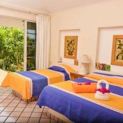 Отель Villas San Sebastián комната для гостей