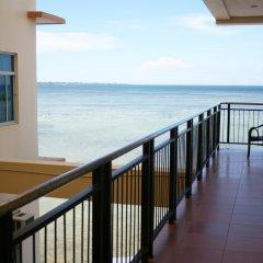 Отель Cleverlearn Residences Филиппины, Лапу-Лапу - отзывы, цены и фото номеров - забронировать отель Cleverlearn Residences онлайн балкон