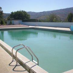 Hotel Columbano бассейн