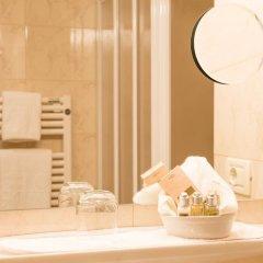 Отель Adria Италия, Меран - отзывы, цены и фото номеров - забронировать отель Adria онлайн ванная фото 2