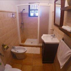 Отель La Gineta Алькаудете ванная