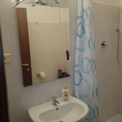 Отель Arcobaleno Royal Италия, Рим - отзывы, цены и фото номеров - забронировать отель Arcobaleno Royal онлайн ванная
