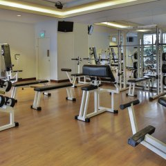 Отель Swissotel Merchant Court Singapore фитнесс-зал фото 4