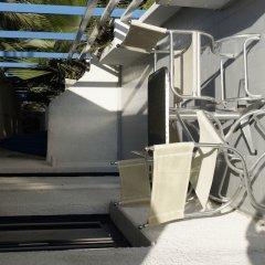 Kassavetis Hotel Aparts фитнесс-зал