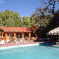 Hotel Hacienda Santa Veronica бассейн фото 3