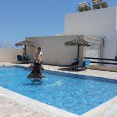 Отель Rooms Mary Греция, Остров Санторини - отзывы, цены и фото номеров - забронировать отель Rooms Mary онлайн бассейн фото 2