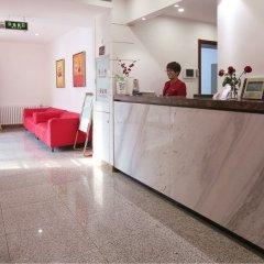 Beijing Sicily Hotel интерьер отеля