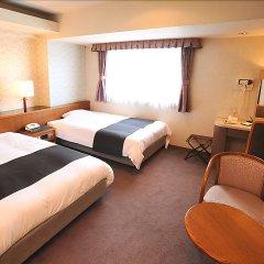 Отель Fukuoka Toei Фукуока сейф в номере