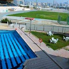 Dubai Youth Hotel бассейн фото 3