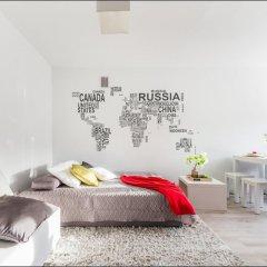 Отель P&O Apartments Niska Польша, Варшава - отзывы, цены и фото номеров - забронировать отель P&O Apartments Niska онлайн комната для гостей фото 5