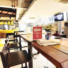 Zen Hostel Decho Road Бангкок питание