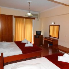 Отель Faros II удобства в номере
