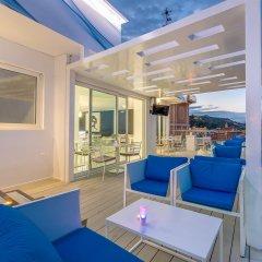 Отель Diana Hotel Греция, Закинф - отзывы, цены и фото номеров - забронировать отель Diana Hotel онлайн балкон