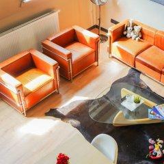 Апартаменты Amosa Apartments Rue Donceel 6 в номере
