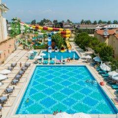 Crystal Waterworld Resort & Spa Турция, Богазкент - 2 отзыва об отеле, цены и фото номеров - забронировать отель Crystal Waterworld Resort & Spa онлайн бассейн фото 3
