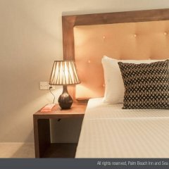 Отель Palm Beach Inn and Sea Shells Cabanas Шри-Ланка, Бентота - отзывы, цены и фото номеров - забронировать отель Palm Beach Inn and Sea Shells Cabanas онлайн фото 2