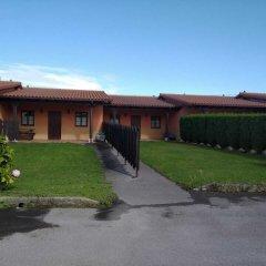 Отель Apartamentos Rurales La Regatina Кудильеро вид на фасад
