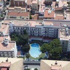 GHT Balmes, Hotel, Aparthotel & SPLASH балкон